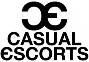 Logo Casual Escorts agencia de escorts de lujo en Barcelona y Madrid