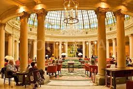 Hotel de lujo Westin Palace Madrid 1