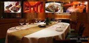Restaurante Alder cocina de lujo en Madrid 1