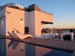 Terraza de lujo en Madrid - Hotel EXE MONCLOA 1