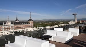 Terrazas de lujo en Madrid - HOTEL EXE MONCLOA