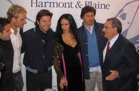 Presentación tienda de lujo Harmont and Blaine en Madrid