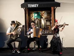 Tenkey, boutique de moda de lujo en Madrid