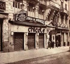 Bar Chicote, coctelería mítica en Madrid