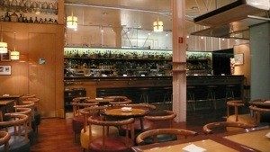 Coctelería del Del Diego en Madrid - Interior