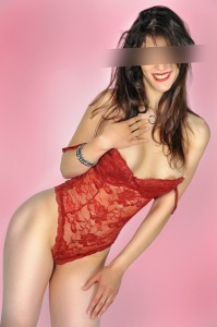 Alba escorts for couples in Barcelona