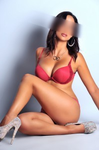 Gabriela escort for couples in Barcelona