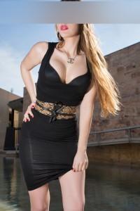 Lucía escort bisexual en Barcelona
