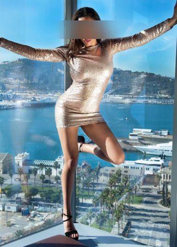 Celia escort de lujo en Barcelona 2