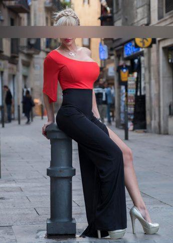 Nuría escort madura en Barcelona