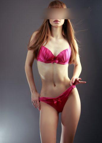 Agata escort de lujo en Barcelona tapada 2