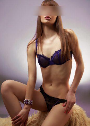 Agata escort de lujo en Barcelona tapada 3