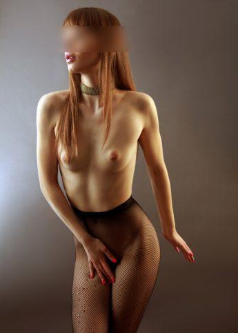 Agata escort de lujo en Barcelona tapada 6