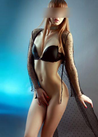 Agata escort de lujo en Barcelona tapada 7