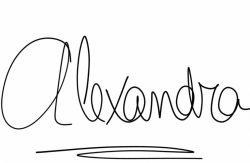 alexandra valentinaokokokk