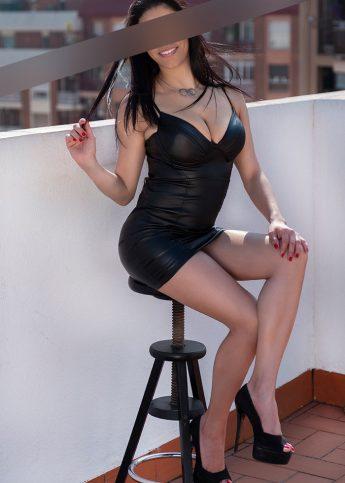 Kayla escort brasileña de lujo en Barcelona 5
