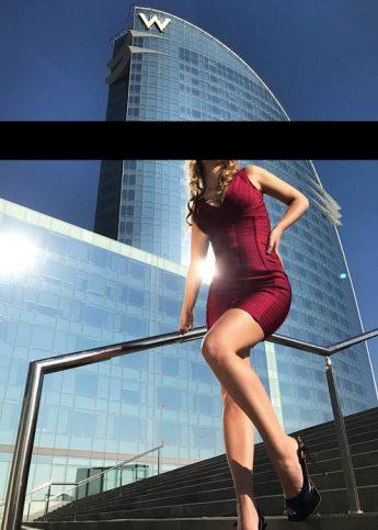 stella escort de lujo en Barcelona 1