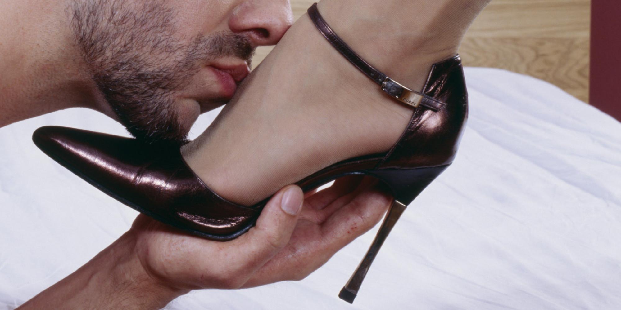 fetichismo de los pies 1 - El fetichismo de los pies