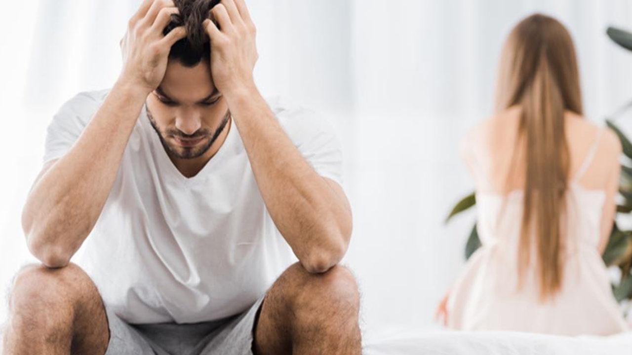 No tener ereccion - Miedos sexuales: temores más habituales de los hombres en el sexo